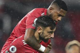 We can do a lot better, says Bruno Fernandes after narrow win