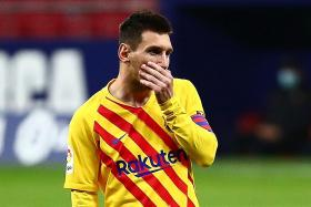 Lionel Messi the answer to Manchester City's problems: Richard Buxton