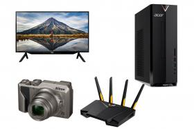 Nab great bargains at Harvey Norman Factory Outlet's Black Friday sale