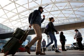 Over 3 million Americans defy travel warnings ahead of Thanksgiving