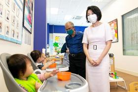 More childcare centres join government-funded scheme to lower fees