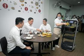 F&B sector on course for recovery due to digital adoption