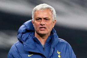 Jose Mourinho calls Tottenham Hotspur a pony in EPL title race