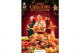 Finest Christmas fare from FairPrice
