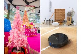 Christmas cheer and deals at Compass One