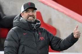 Juergen Klopp's reigning champions Liverpool are below Tottenham Hotspur on goal difference going into Wednesday's top-of-the-table EPL clash at Anfield.
