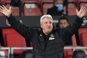 Newcastle manager Steve Bruce is relieved to have first-team regulars back in contention ahead of a fixture crunch with six games in 18 days.