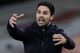 Following the 1-1 draw with Southampton, Mikel Arteta's Arsenal have stretched their winless league run to six games, leaving the London club just five points above the relegation zone in 15th place.