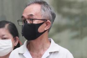 Lee Keng Hee was arrested after extensive door-to-door inquires.