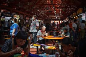 Getting hawker culture on Unesco list a national feat: Singaporeans