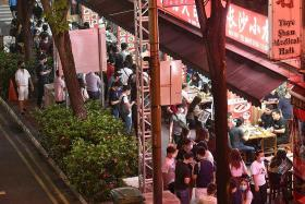 Eateries gearing up to manage diners for festive season
