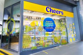 Cheers launches new AI-enabled, unmanned cashless store in Tampines