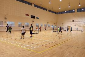 Public use of schools' sports facilities extended to March 14