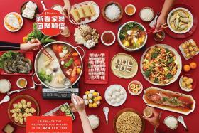 Kick-start Chinese New Year preparation at FairPrice