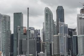 Singapore economy shrinks 5.8% last year, less than expected
