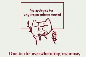 Surge in orders causes Lim Chee Guan website crash