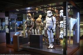 No Baby Yoda in Star Wars exhibition?