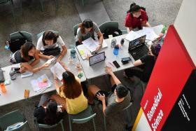 More choosing to take polytechnic route after O levels