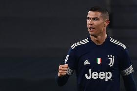 Cristiano Ronaldo sets another record with his 15th Serie A goal