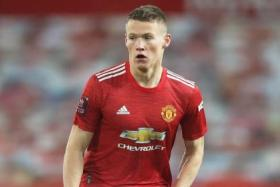 Scott McTominay captained Man United in the FA Cup win over Watford.