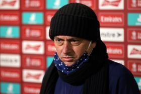 Tottenham Hotspur boss Jose Mourinho offered little sympathy to Fulham manager Scott Parker, given the short notice of the original game's postponement.