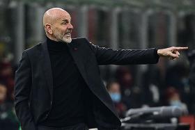 Being winter champions no big deal, says AC Milan coach Stefano Pioli