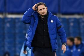 Frank Lampard has paid the price after a dismal run of results.