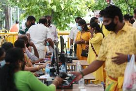 This year's Thaipusam a muted but safer affair