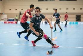 Singapore Floorball Association creates four-a-side tournament