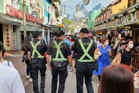 Enforcement of safety measures to be stepped up for CNY