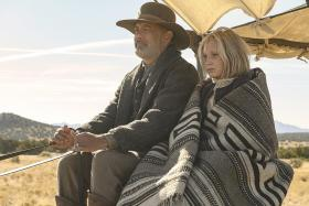 Movie review: News Of The World
