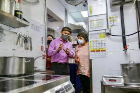 Government studying progressive wages for food service sector