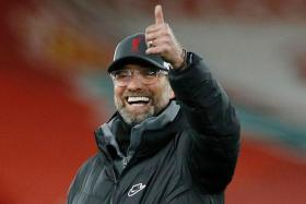 Juergen Klopp's Liverpool were scheduled to face Bundesliga side RB Leipzig at the Red Bull Arena in the Champions League, but Germany has banned all arrivals from areas affected by Covid-19 mutations resulting in the venue change.