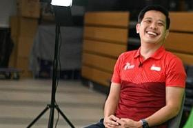 Opening up on his life, Alvin Tan says it's okay to go for counselling