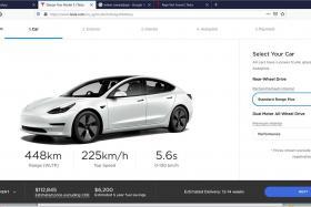 Tesla's Singapore sales portal goes live