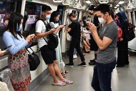 Public transport ridership falls in 2020, trains hardest hit