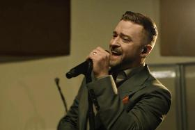 Timberlake apologises for condoning misogyny after Spears documentary