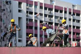 Inflow of migrant workers crucial to support key sectors: Koh Poh Koon