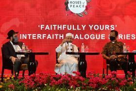 Peace ambassadors to build bridges across faith communities