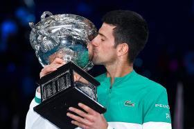Novak Djokovic on cloud 9 with ninth Australian Open title