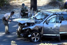 Car crash may have ended Tiger Woods' golf career