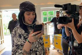 Music documentary Billie Eilish: The World's A Little Blurry promises to offer behind-the-scenes look into the titular teenage American singer's rise to pop stardom.