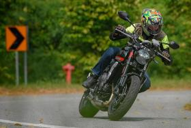 New Triumph Trident 660 delivers affordable fun in riding