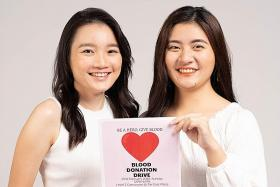 Undergrads lead blood donation drives as Red Cross appeals to youth