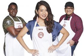 MasterChef Singapore 2 finalists spill the beans