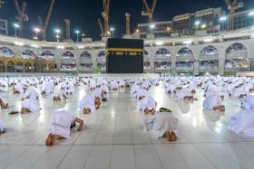 Covid-19 vaccination a must to perform haj, says Saudi Arabia