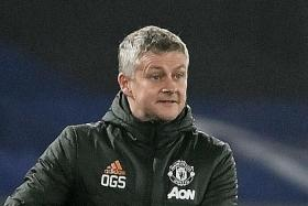 Red Devils face fight for a top-four spot, says manager Solskjaer