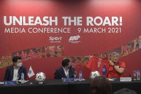 Unleash the Roar: Multi-prong plan to raise S'pore's football standard