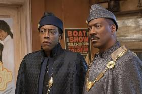 Movie review: Coming 2 America