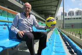 Belgian guru Michel Sablon lauds Singapore's 2034 World Cup target
